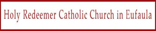 click for Holy Redeemer Catholic Church website